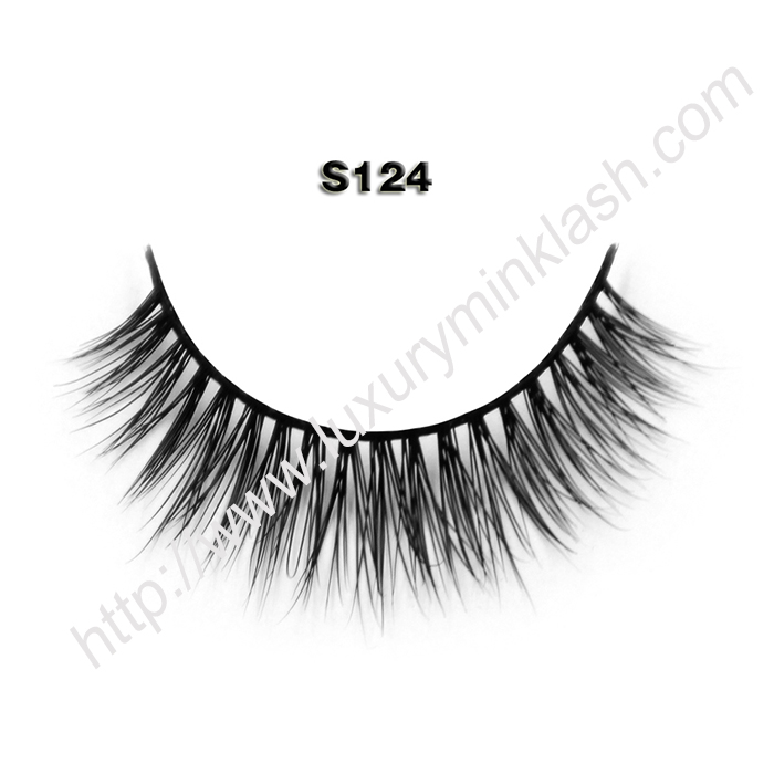 siberian mink lashes uk S124