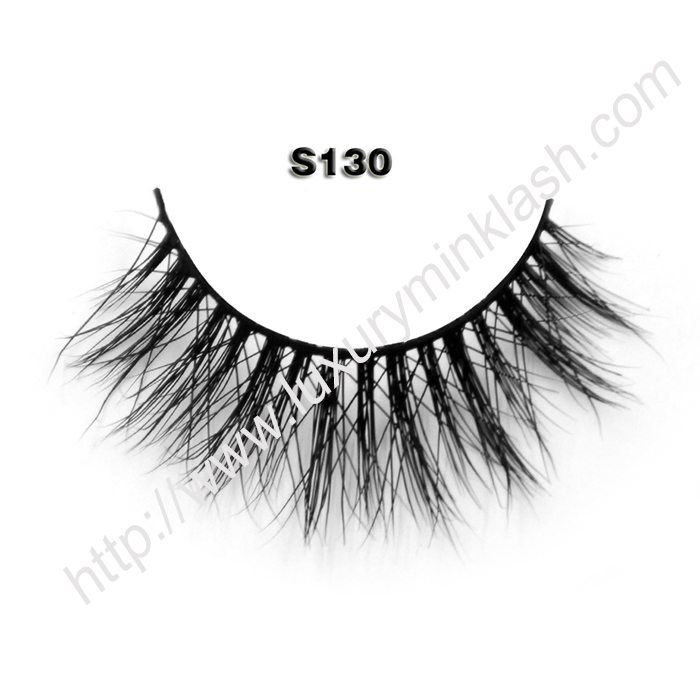 siberian real mink lashes S130