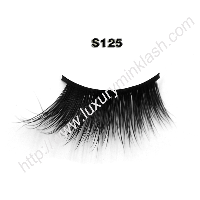 velour mink lashes uk S125