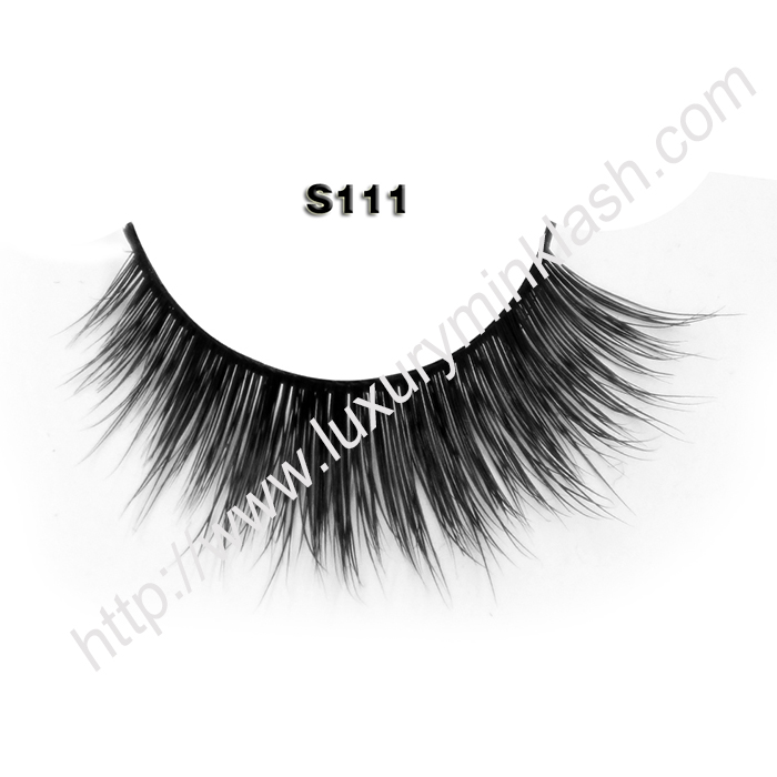 wholesale Faux Mink Lashes S111