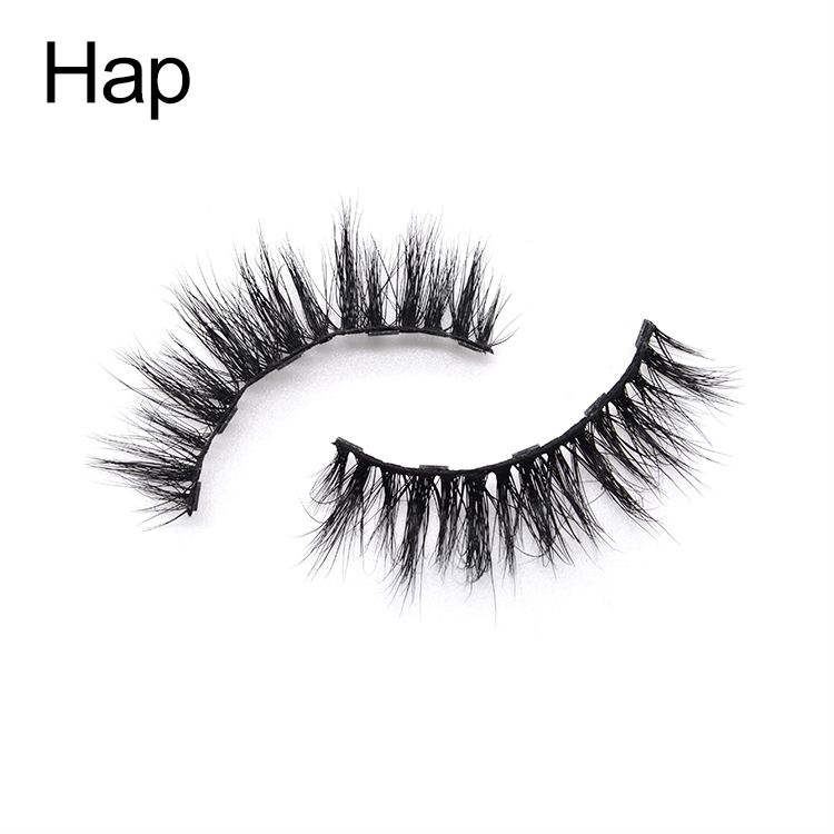 wholesale magnetic mink  lashes and eyeliner kits